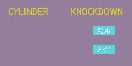 Cylinder Knockdown 1.0 screenshots 2