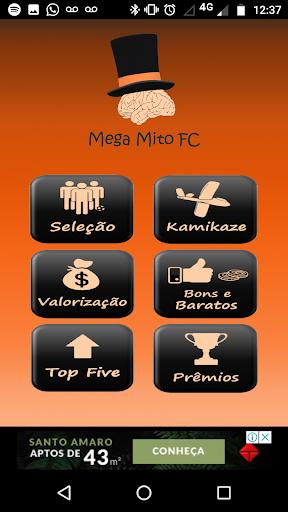 Foto do Mega Mito FC - Dicas de Cartola