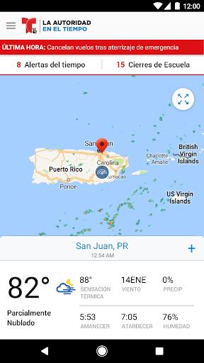 Telemundo Puerto Rico screenshot