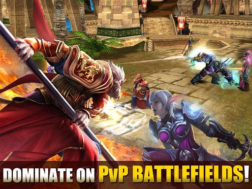 Order & Chaos Online 3D MMORPG screenshot 3