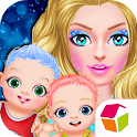 Fantasy Angel Baby Garden icon