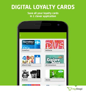 myShopi – shopping & promo Screenshot 3