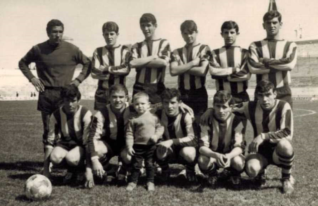 El Valdivia en el Campeonato de España en Castellón.