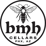 Logo of BMH Cellars Cherry Blossom Dry Hard Cider