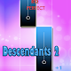Piano descendants 2 Games 2018