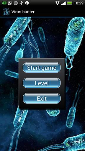 Télécharger Virus hunter APK MOD (Astuce) screenshots 1