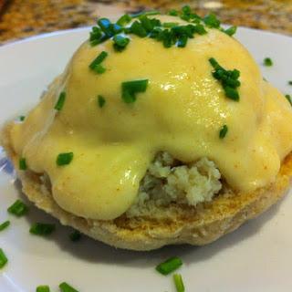 Crab Eggs Benedict