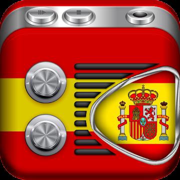 Radios Spain live   Record, Alarm& Timer