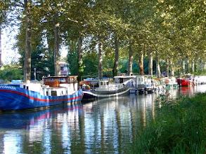 Photo: Des riverains ...