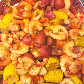 The Ultimate Low Country Boil