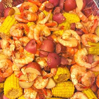 Beef Sausage And Shrimp Recipes