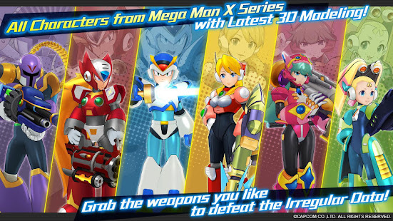 How to hack MEGA MAN X DiVE for android free