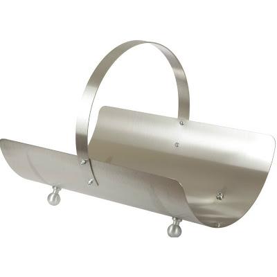 Дровница Stilars 43х50 см металл 90-901