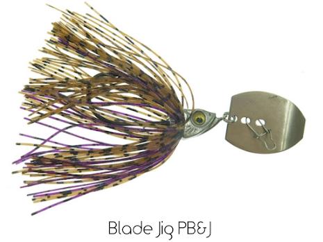 Bite Of Bleak Blade Jig 14g, 4/0