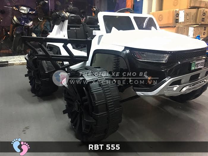 Xe ô tô điện địa hình RBT-555 1