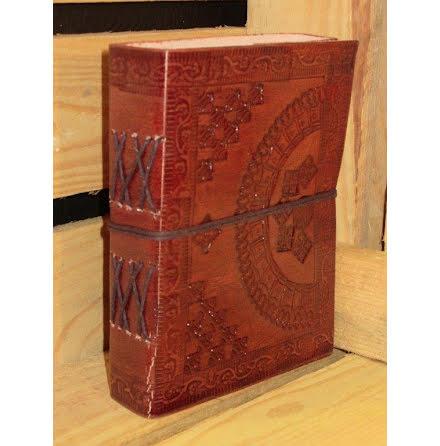 3.1 Leather Medium - Mandala