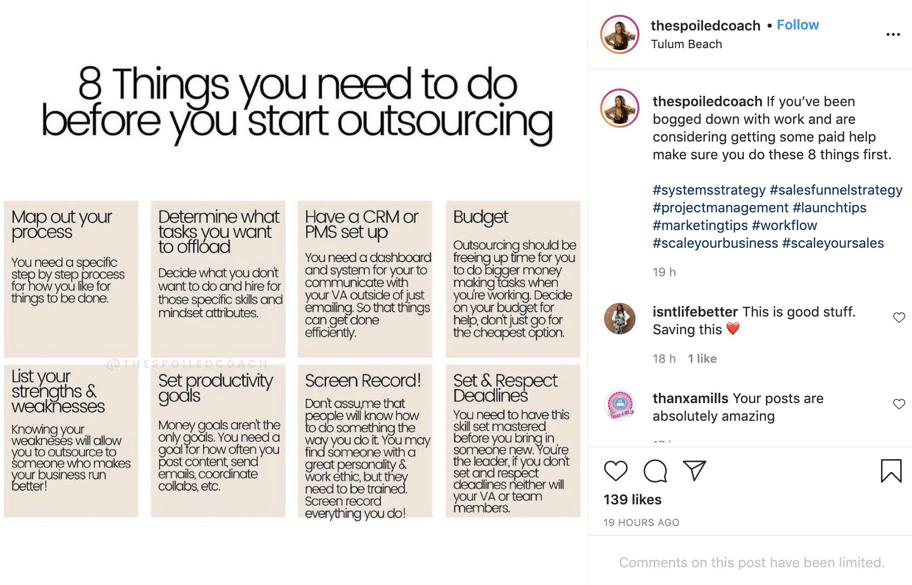 how to find instagram hashtags - competitors