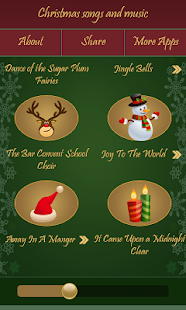 Christmas Songs and Music- screenshot thumbnail