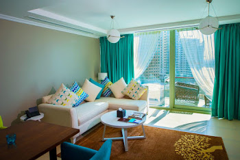 Nasaq Street Serviced Apartment, Dubai Marina