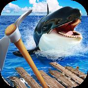 Survival Ocean Raft - Winter Story APK for Bluestacks
