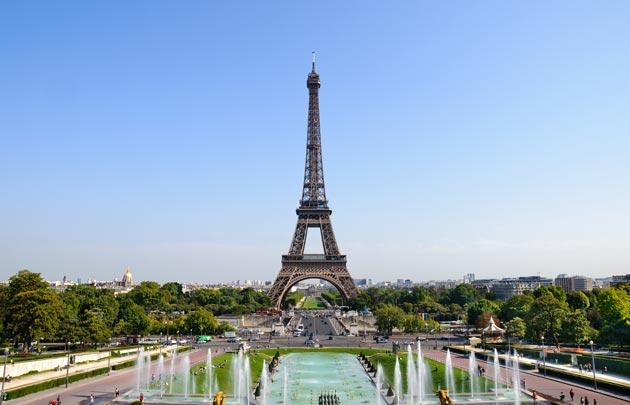 Norwegianin lentodiilit Pariisi