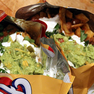Super Bowl Frito Pie Bar