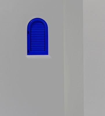 finestra solitaria di Carmelo Baglivo