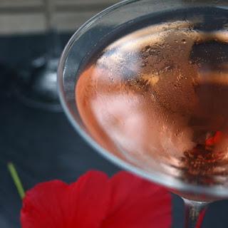 Pink Hibiscus Flirtini Recipe