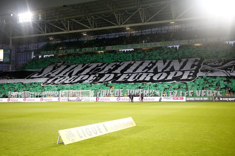 Saint-Etienne (tegenstander van AA Gent) kan thuis niet afrekenen met Toulouse