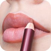 Letest Lips Makeup