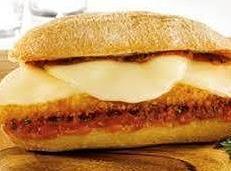 Chicken Provolone Sandwich Recipe