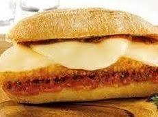 Chicken Provolone Sandwich