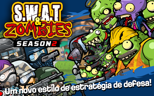 SWAT e Zombies Season 2