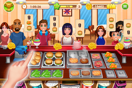 Cooking Talent - Restaurant fever 1.0.5 screenshot 2092920