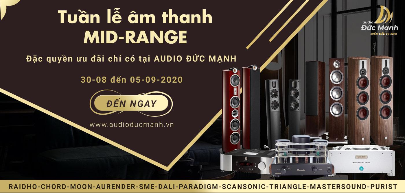 Chính thức khai trương Audio Đức Mạnh: Điểm đến HI-END