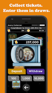 Big Time Cash. Make Money Free Screenshot