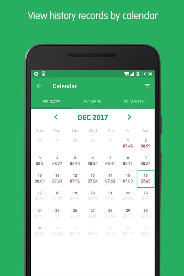 Weight Track Assistant - Free weight tracker Screenshot 6