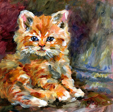 Photo: Feral Kitten Oscar