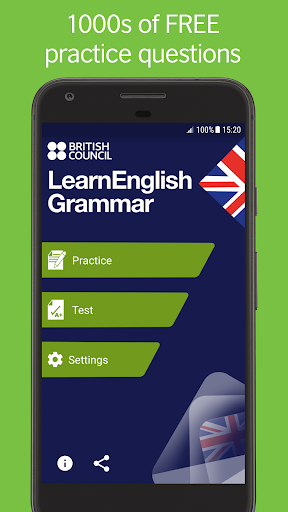LearnEnglish Grammar (UK edition) 3.10.0 screenshots 1