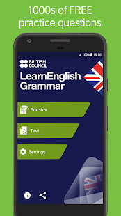 LearnEnglish Grammar (UK edition)- screenshot thumbnail
