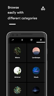 Walldrobe - Wallpapers Screenshot