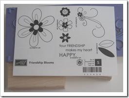 Friendship Blooms 1