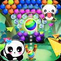 Panda Rescue Bubble - New Blast Shoot Game Pro icon