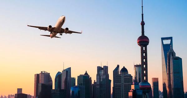 Авиаперевозки из Шанхая