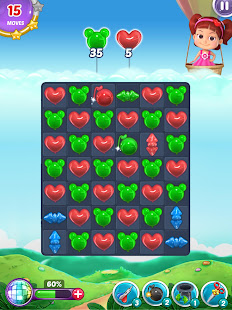 Game Balloon Paradise - Free Match 3 Puzzle Game APK for Windows Phone