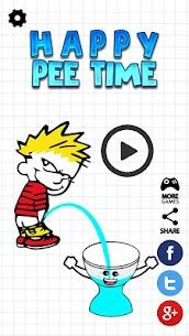 Happy Water Glass= Happy Pee Time 1.2 APK Mod Latest Version 1