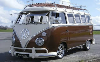 Volkswagen Split Screen Bus Rent South West