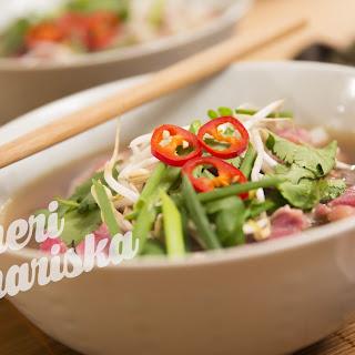 Fast Vietnamese Noodle Soup!