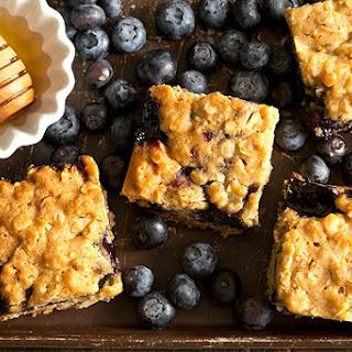 Oatmeal Blueberry Honey Recipes