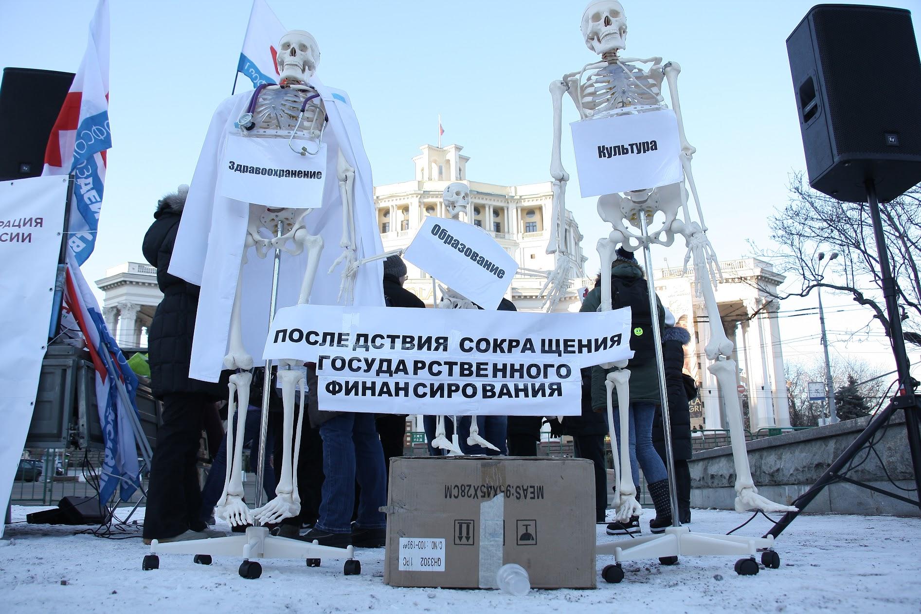 митинг врачей 29 ноября 2015 как